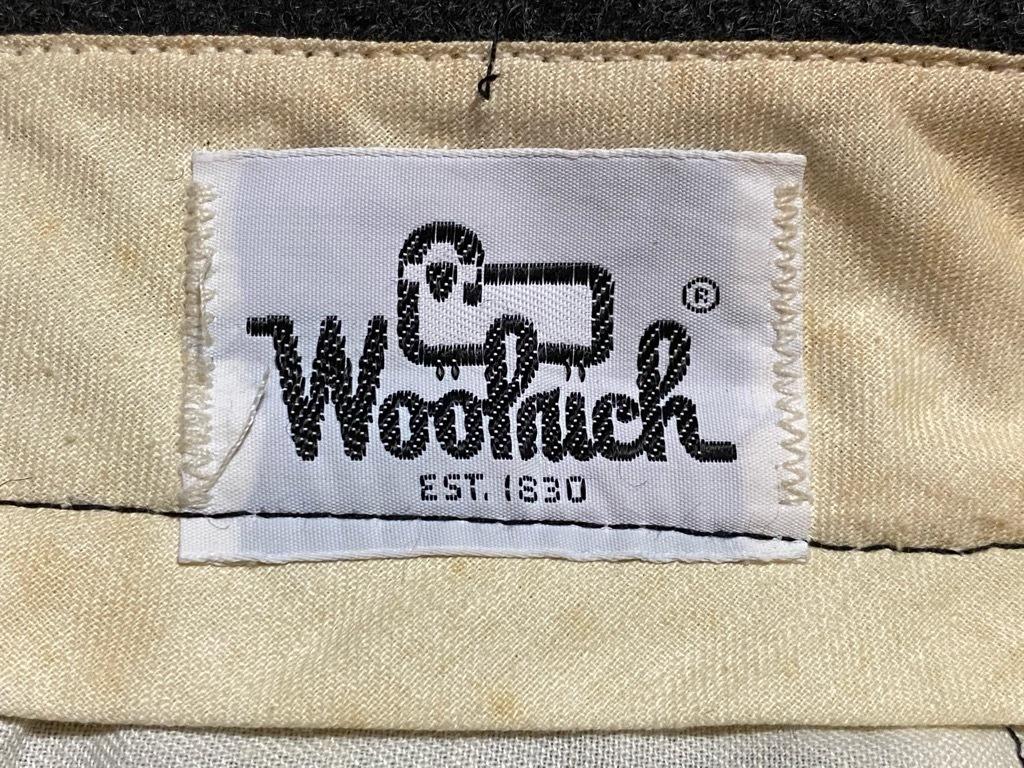 マグネッツ神戸店 12/12(土)Superior入荷! #6 Woolrich Item!!!_c0078587_14452552.jpg