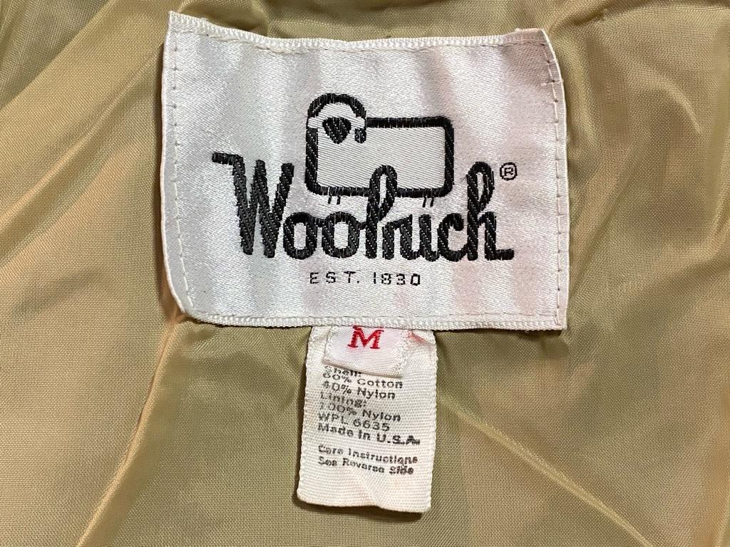 マグネッツ神戸店 12/12(土)Superior入荷! #6 Woolrich Item!!!_c0078587_14502998.jpg