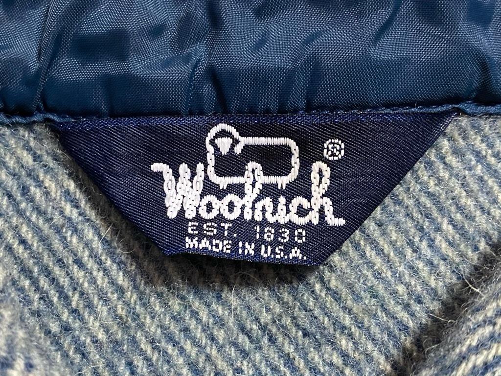 マグネッツ神戸店 12/12(土)Superior入荷! #6 Woolrich Item!!!_c0078587_14551588.jpg