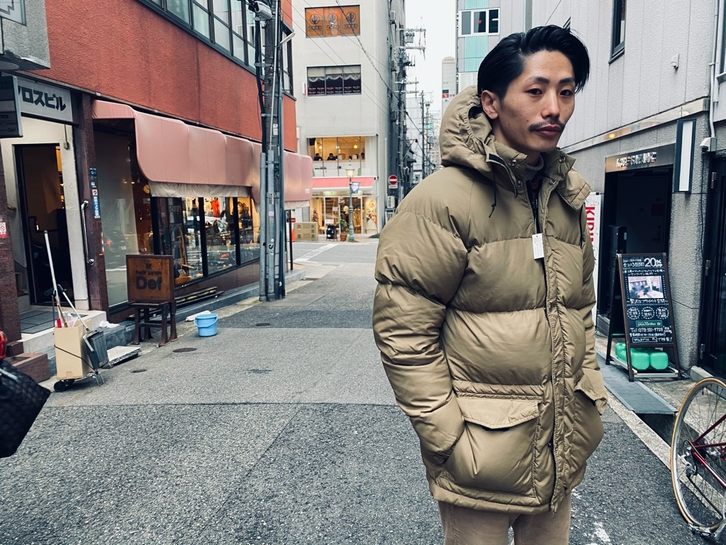 マグネッツ神戸店 12/12(土)Superior入荷! #5 OutDoor Item!!!_c0078587_16025986.jpg