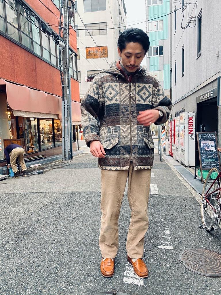マグネッツ神戸店 12/12(土)Superior入荷! #6 Woolrich Item!!!_c0078587_16034757.jpg