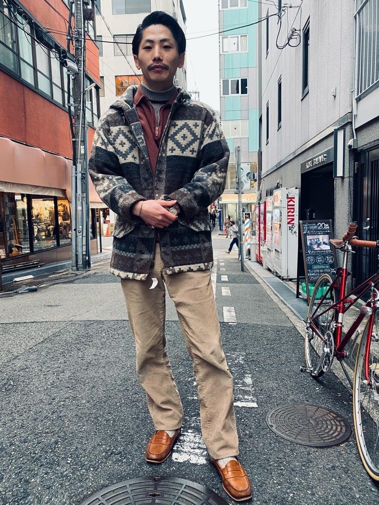 マグネッツ神戸店 12/12(土)Superior入荷! #6 Woolrich Item!!!_c0078587_16034873.jpg