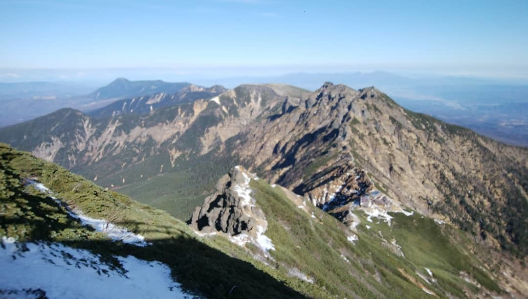 赤岳登山~八ヶ岳積雪状況~_e0231387_20341579.jpg