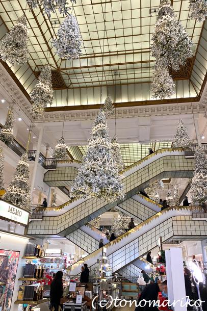 ボンマルシェのクリスマス_c0024345_04090631.jpg