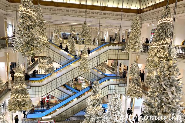 ボンマルシェのクリスマス_c0024345_04090669.jpg