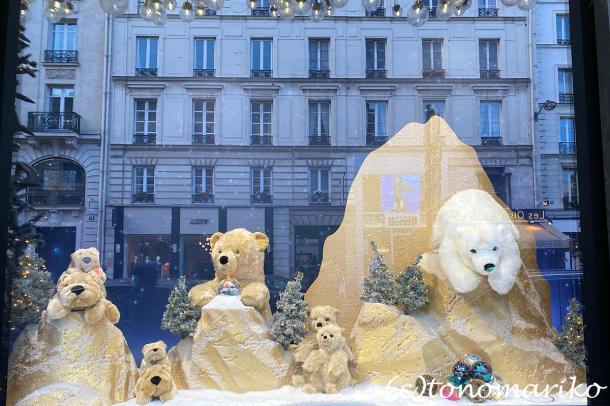ボンマルシェのクリスマス_c0024345_04090790.jpg