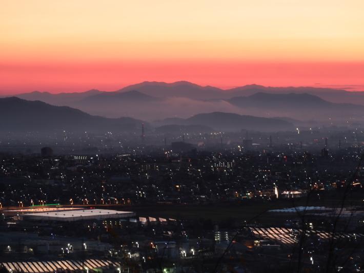 太田金山(1) ~朝景~ (2020/12/4撮影)_b0369971_15205661.jpg