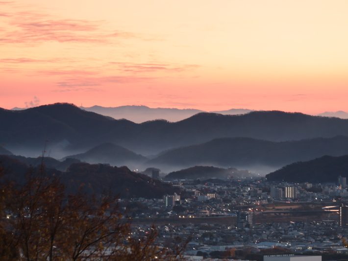 太田金山(1) ~朝景~ (2020/12/4撮影)_b0369971_15213991.jpg