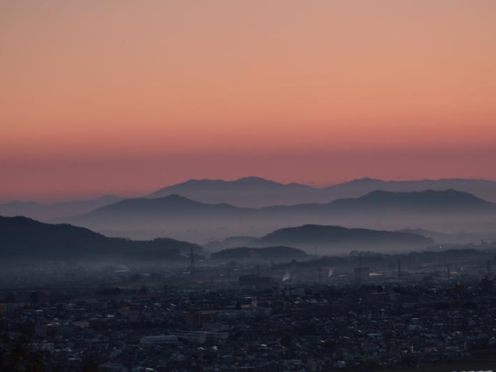 太田金山(1) ~朝景~ (2020/12/4撮影)_b0369971_15224415.jpg