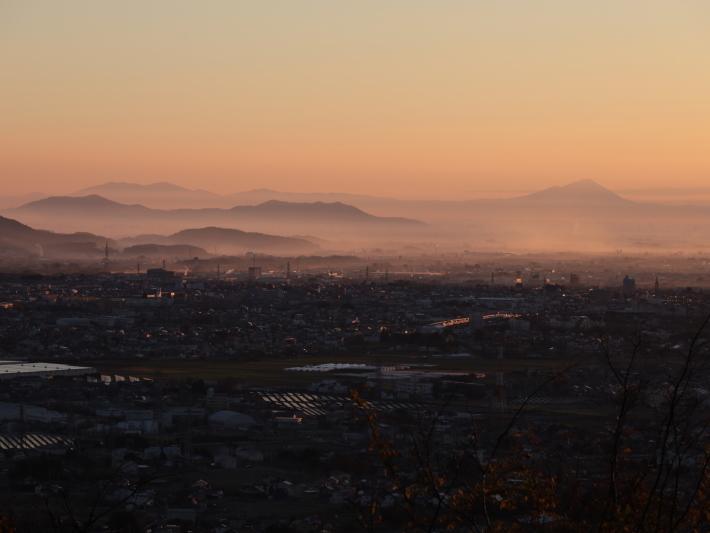 太田金山(1) ~朝景~ (2020/12/4撮影)_b0369971_15232362.jpg