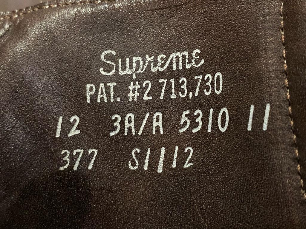 マグネッツ神戸店 12/12(土)Superior入荷! #8 Shoes & Cap & Belt!!!_c0078587_11532584.jpg