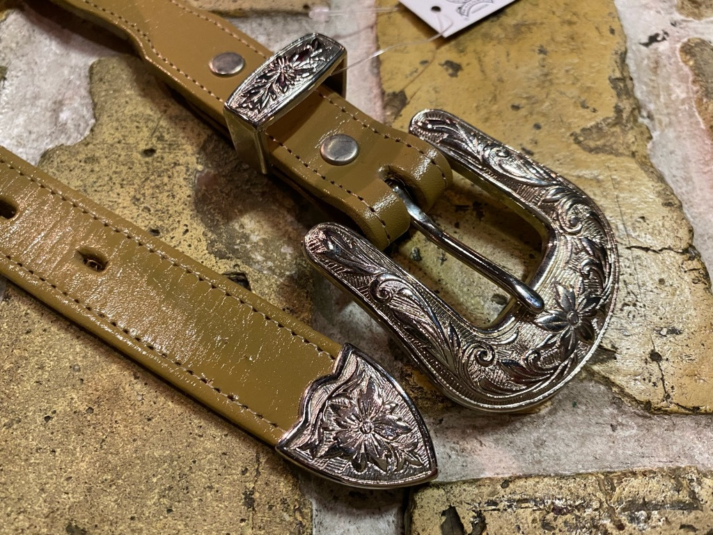 マグネッツ神戸店 12/12(土)Superior入荷! #8 Shoes & Cap & Belt!!!_c0078587_12014108.jpg