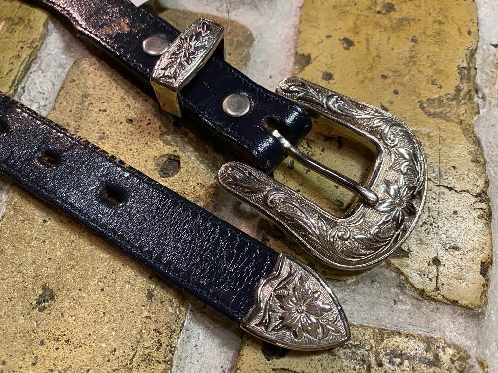マグネッツ神戸店 12/12(土)Superior入荷! #8 Shoes & Cap & Belt!!!_c0078587_12015863.jpg