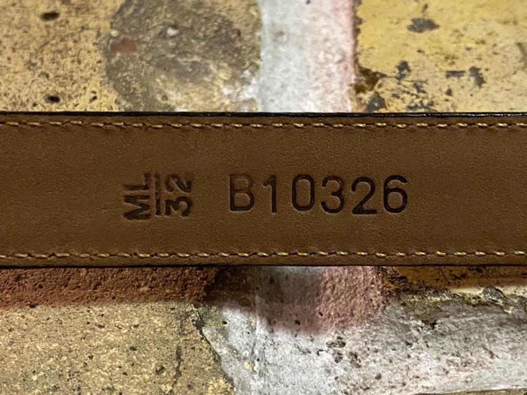 マグネッツ神戸店 12/12(土)Superior入荷! #8 Shoes & Cap & Belt!!!_c0078587_12031701.jpg