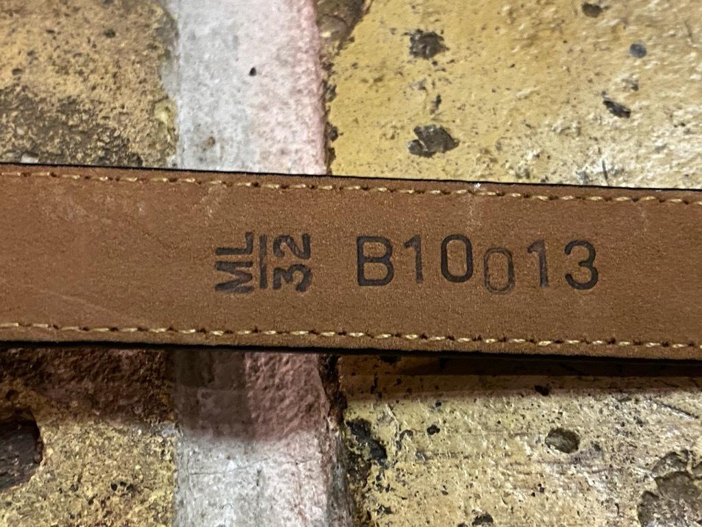マグネッツ神戸店 12/12(土)Superior入荷! #8 Shoes & Cap & Belt!!!_c0078587_12034122.jpg