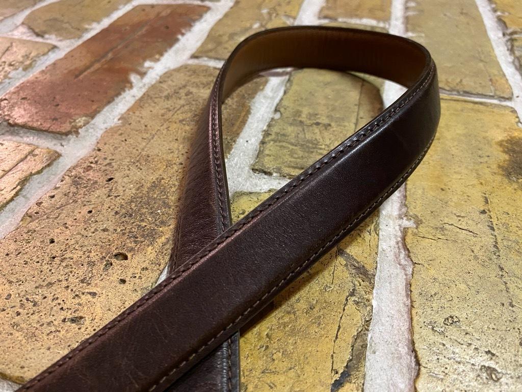 マグネッツ神戸店 12/12(土)Superior入荷! #8 Shoes & Cap & Belt!!!_c0078587_12050296.jpg