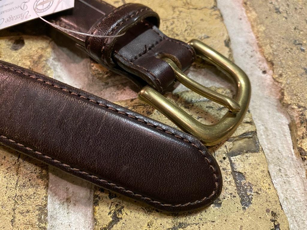 マグネッツ神戸店 12/12(土)Superior入荷! #8 Shoes & Cap & Belt!!!_c0078587_12050323.jpg