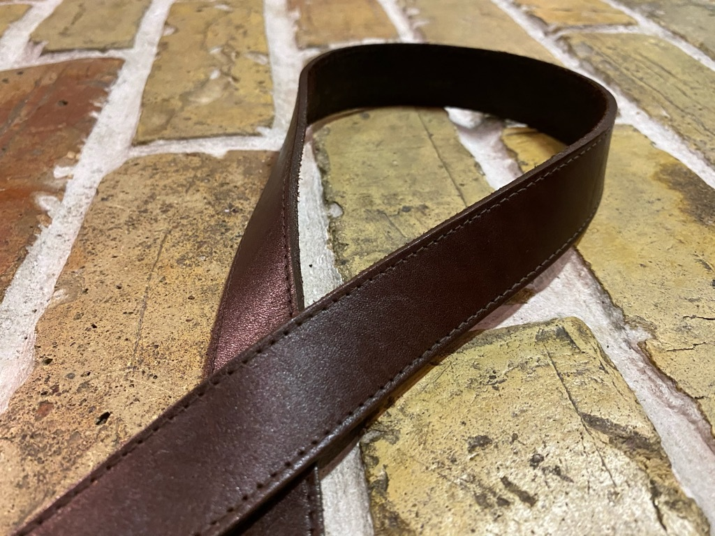 マグネッツ神戸店 12/12(土)Superior入荷! #8 Shoes & Cap & Belt!!!_c0078587_12053506.jpg
