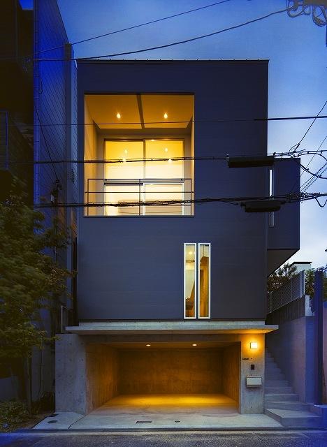 コンクリートと木造の混構造住宅。_d0111714_15413789.jpg