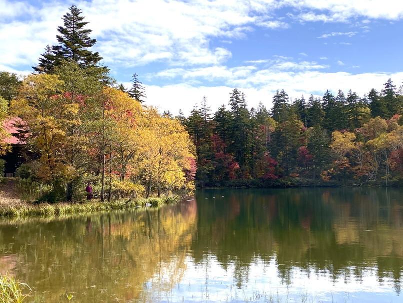 """2020年10月 『秋の空沼岳、懐かしの写真と想い出』 October 2020 \""""Mt Soranuma in the Autumn with Old Photos and Memories\""""_c0219616_16323947.jpg"""