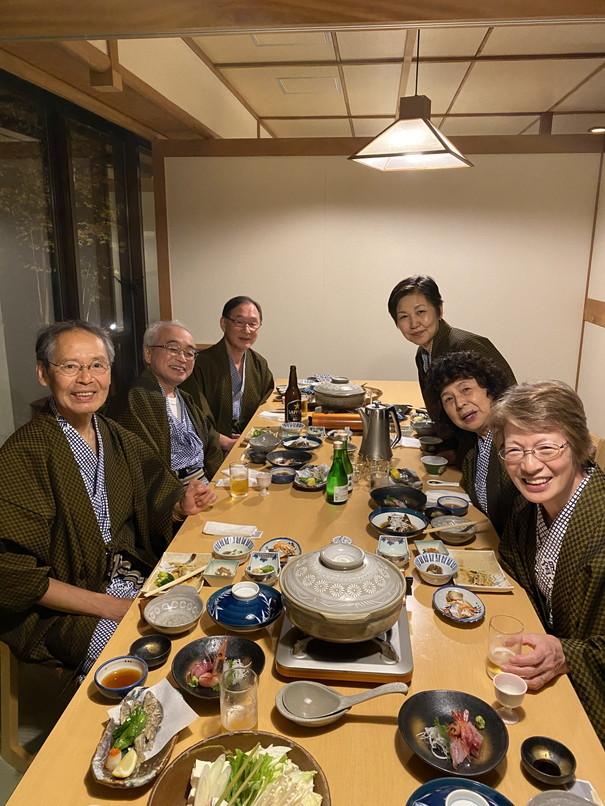 """2020年10月 『友と歩く錦秋の北海道』 October 2020 \""""Alumni in the Autumn Hokkaido\""""_c0219616_17385847.jpg"""