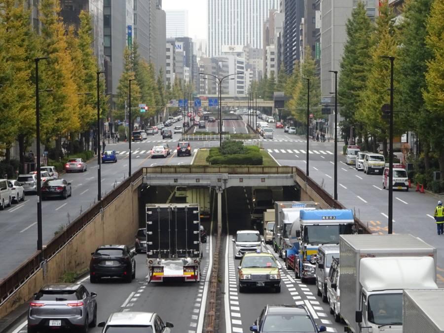 都営八重洲・昭和通り駐車場_f0059673_18020446.jpg
