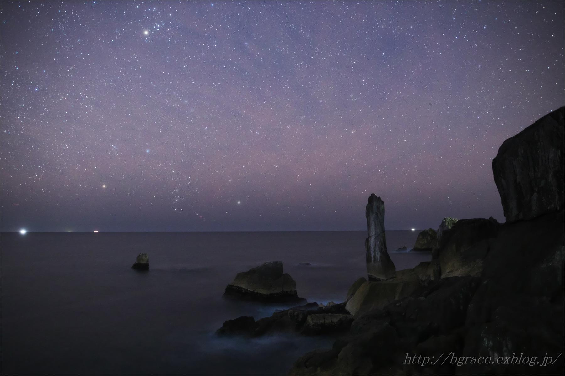 大気光にやられた夜_b0191074_15423694.jpg