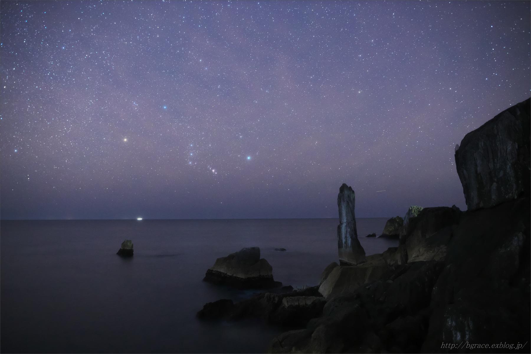 大気光にやられた夜_b0191074_15424346.jpg