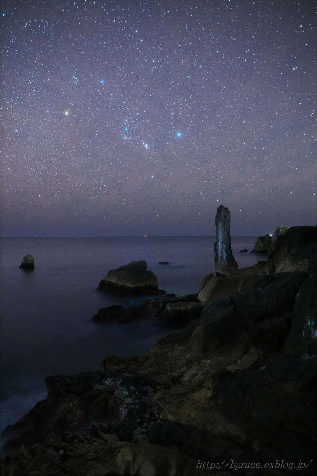 大気光にやられた夜_b0191074_15425794.jpg