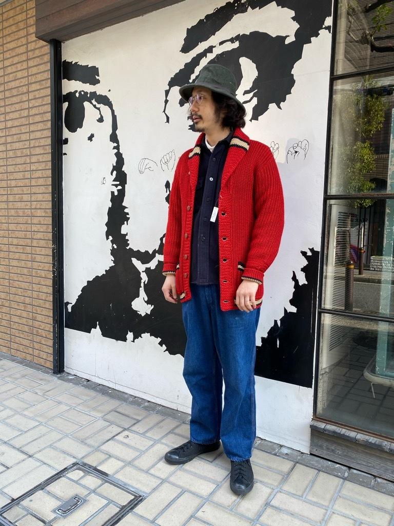 Shawl Collar!!(マグネッツ大阪アメ村店)_c0078587_11450257.jpg