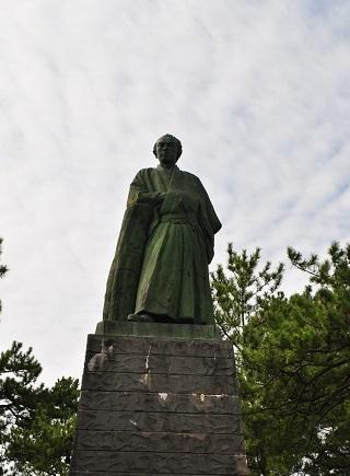 愛媛~高知旅行(4日目:高知城、桂浜)_c0034391_21275106.jpg