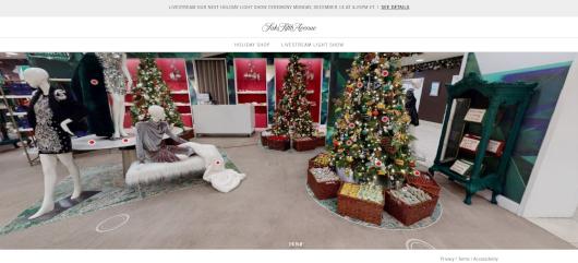 Saks Fifth AvenueとMastercardによるバーチャル・ホリデー・ショップ、Saks Holiday Shopオープン中_b0007805_03254567.jpg