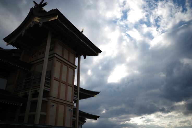 Go to トラベル in 青森県 その15 ~ 蕪嶋神社  蕪島物産販売施設 かぶーにゃ_a0287336_20461853.jpg