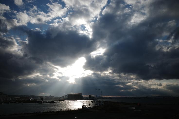 Go to トラベル in 青森県 その15 ~ 蕪嶋神社  蕪島物産販売施設 かぶーにゃ_a0287336_21050913.jpg