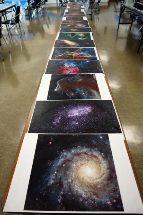 やと子ども美術教室 ~ 宇宙を描く ~_e0222340_13541014.jpg