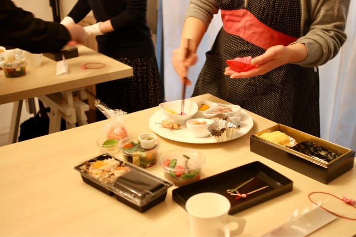 今年最後のお料理レッスン「おせち料理」ご参加ありがとうございました。_c0162653_16084667.jpg