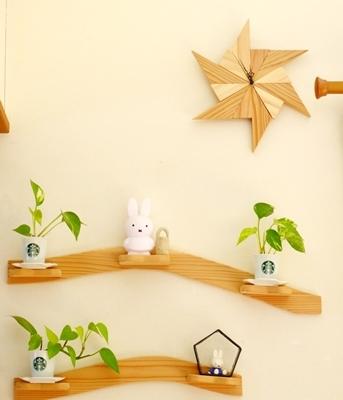 パッチワークとステンドグラスと木工品が素敵な生徒さんのお宅。_b0194861_16021427.jpg