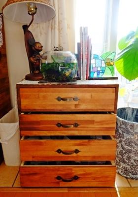 パッチワークとステンドグラスと木工品が素敵な生徒さんのお宅。_b0194861_17080114.jpg