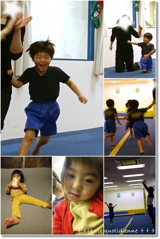 【期間限定】柚子胡椒とワサビとガーリックの癖になるアレ(笑)と4歳王子の体操教室のこと_a0348473_06585383.jpg