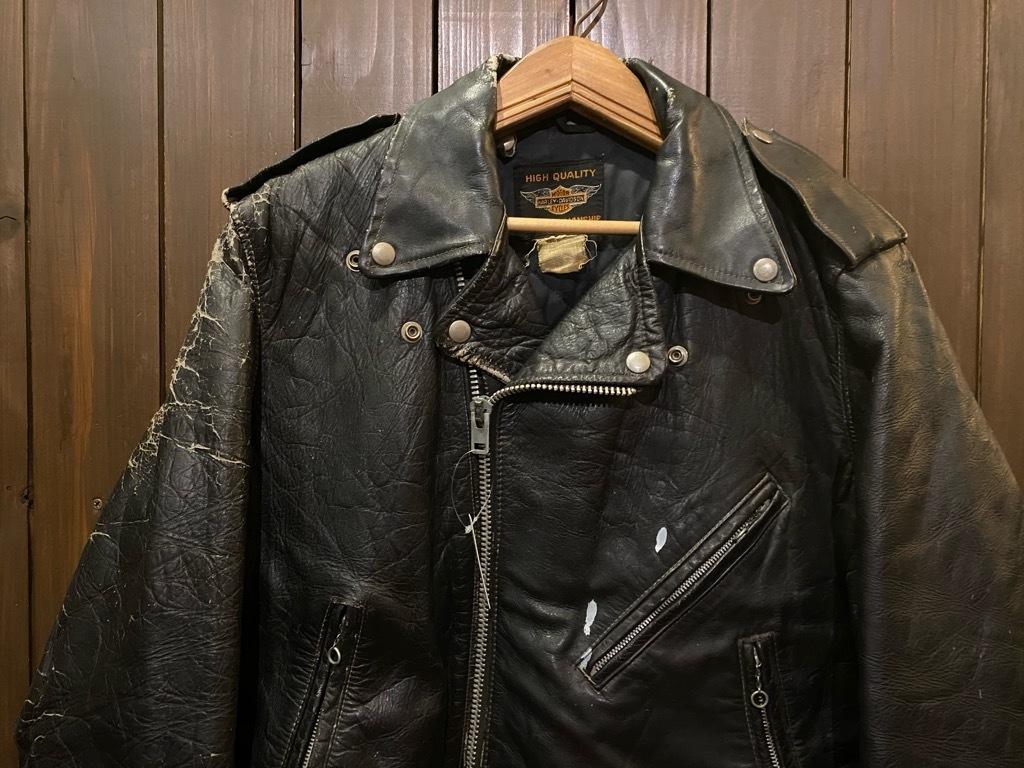 マグネッツ神戸店 12/16(水)Vintage入荷! #1 Leather Item!!!_c0078587_21135918.jpg