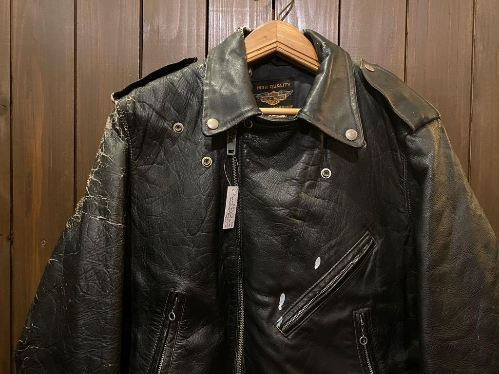 マグネッツ神戸店 12/16(水)Vintage入荷! #1 Leather Item!!!_c0078587_21140017.jpg