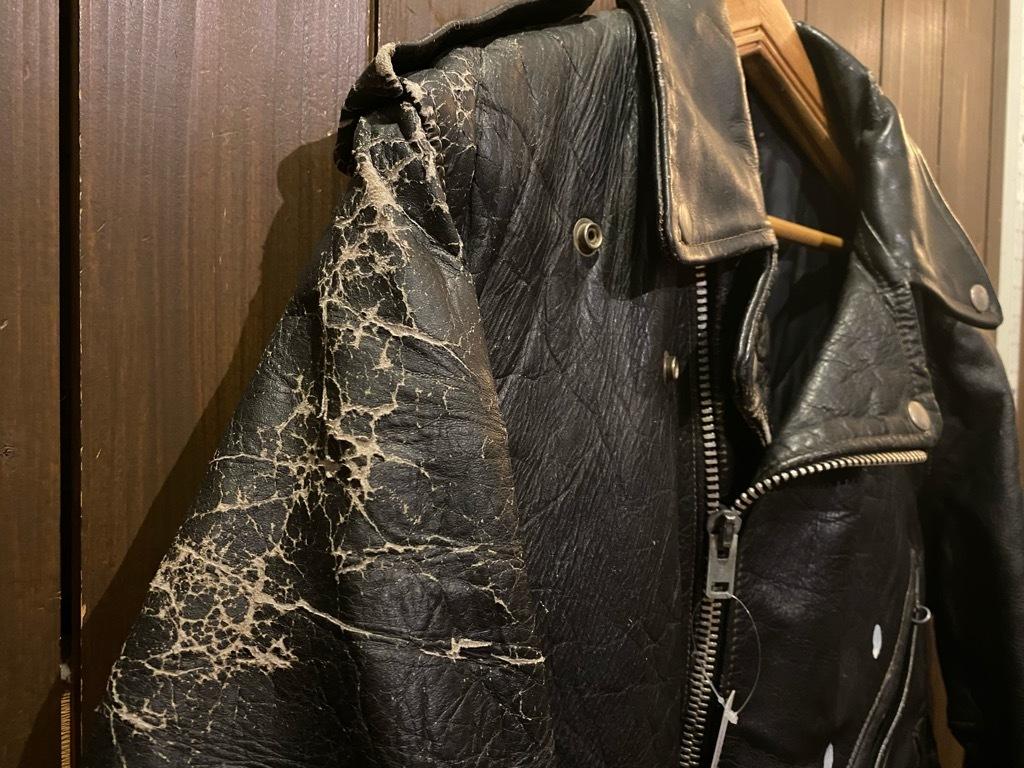 マグネッツ神戸店 12/16(水)Vintage入荷! #1 Leather Item!!!_c0078587_21140064.jpg