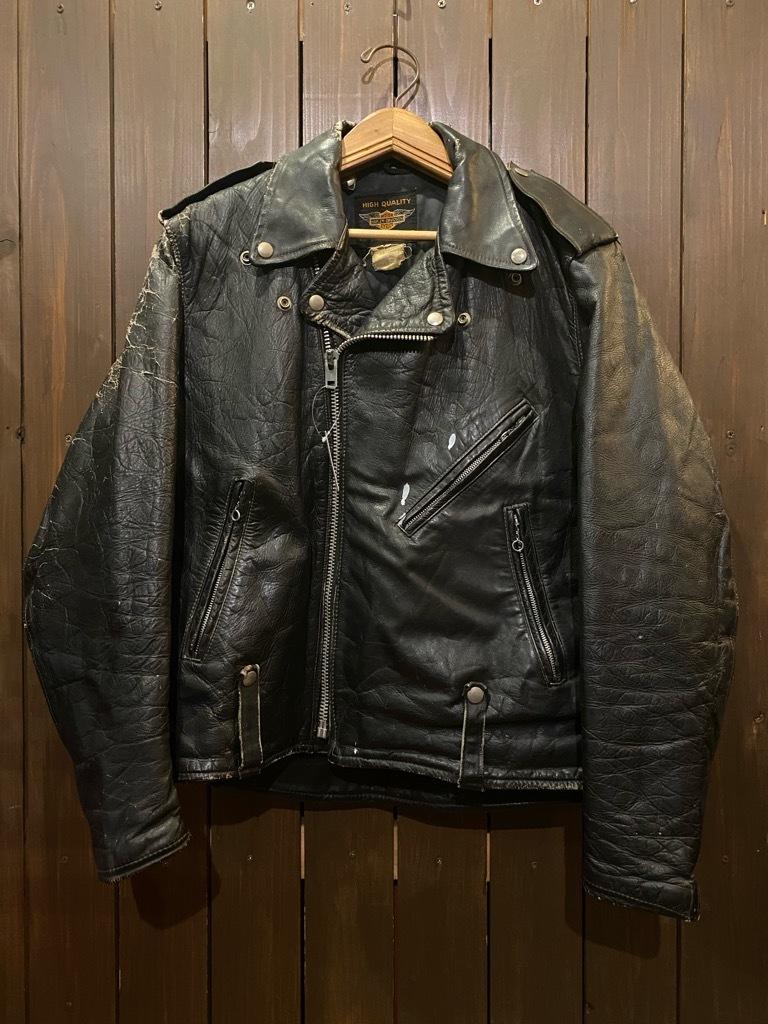マグネッツ神戸店 12/16(水)Vintage入荷! #1 Leather Item!!!_c0078587_21140121.jpg