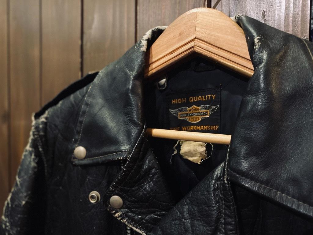 マグネッツ神戸店 12/16(水)Vintage入荷! #1 Leather Item!!!_c0078587_21140141.jpg