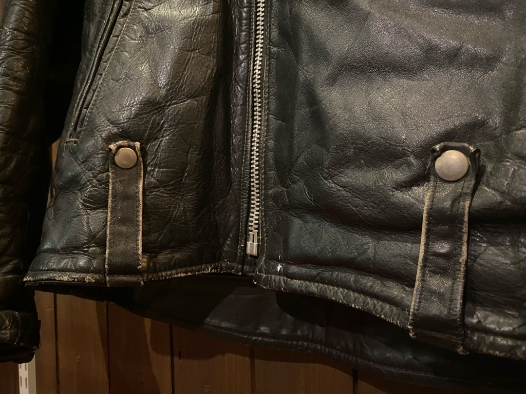 マグネッツ神戸店 12/16(水)Vintage入荷! #1 Leather Item!!!_c0078587_21162315.jpg