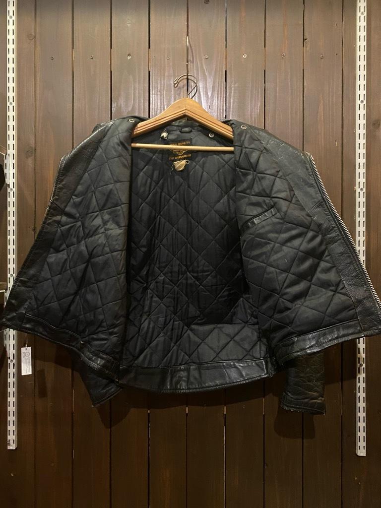 マグネッツ神戸店 12/16(水)Vintage入荷! #1 Leather Item!!!_c0078587_21162427.jpg