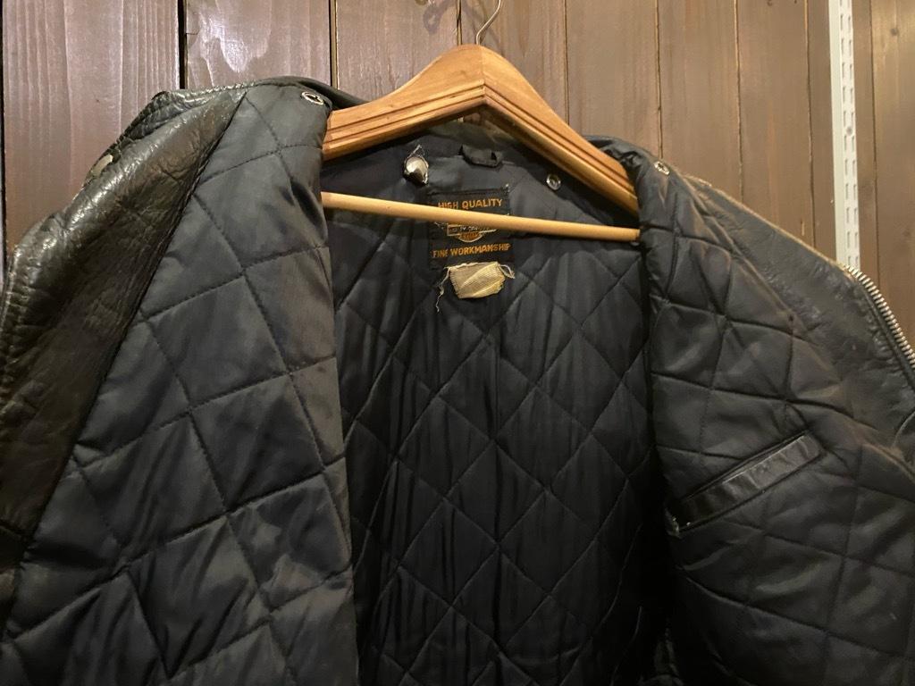 マグネッツ神戸店 12/16(水)Vintage入荷! #1 Leather Item!!!_c0078587_21162463.jpg