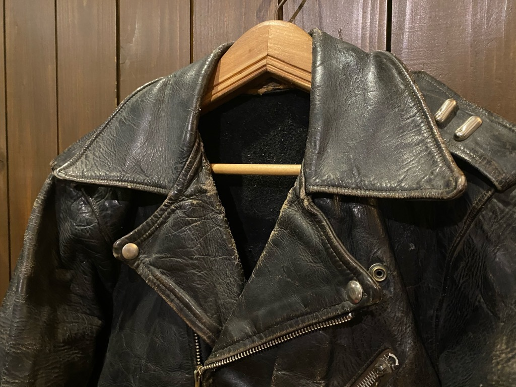 マグネッツ神戸店 12/16(水)Vintage入荷! #1 Leather Item!!!_c0078587_21194917.jpg