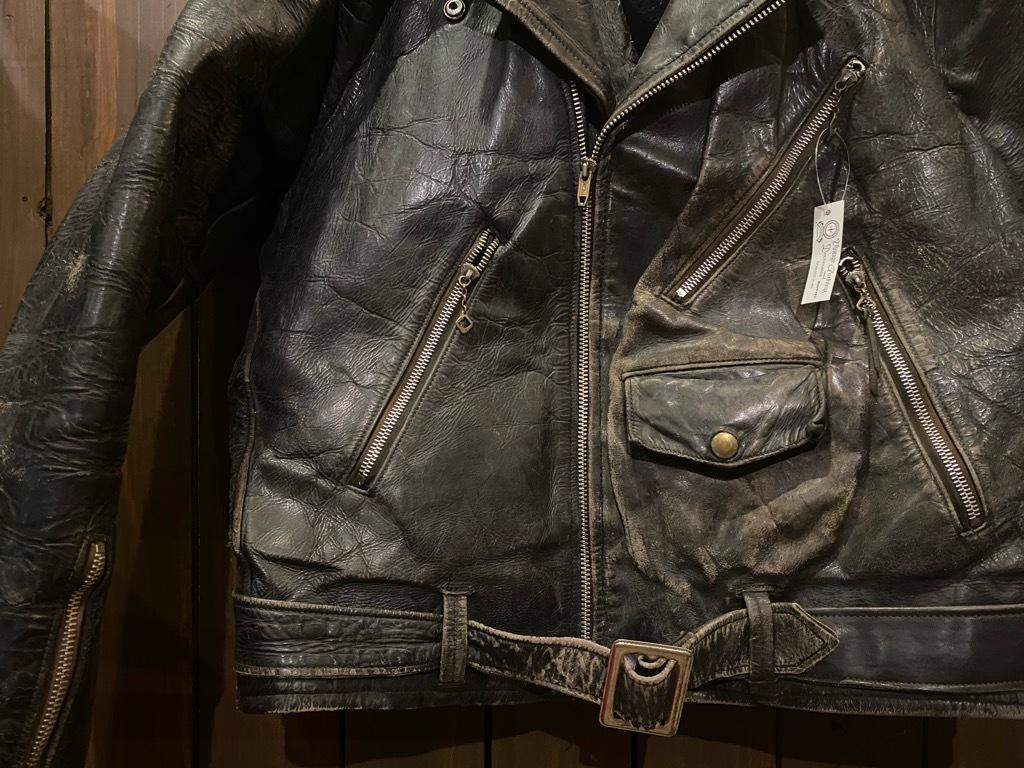 マグネッツ神戸店 12/16(水)Vintage入荷! #1 Leather Item!!!_c0078587_21195052.jpg