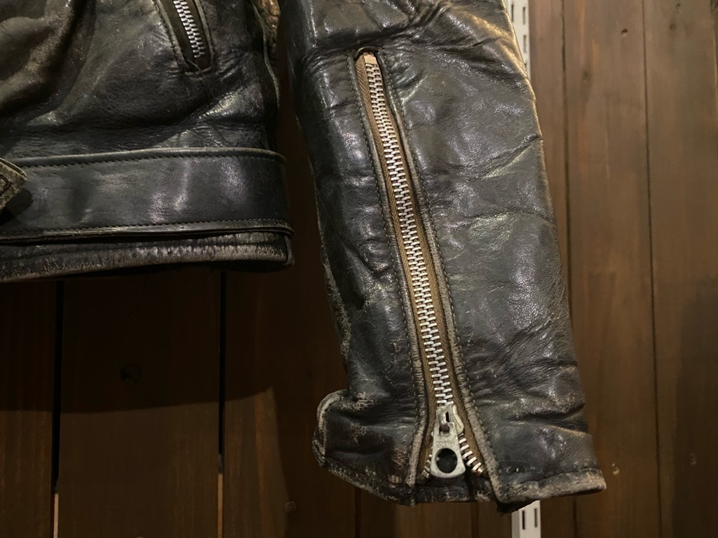 マグネッツ神戸店 12/16(水)Vintage入荷! #1 Leather Item!!!_c0078587_21195073.jpg